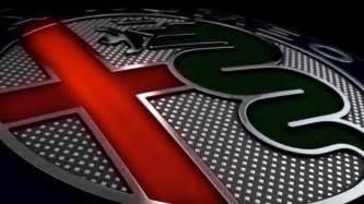 Alfa Romeo Giulia Logo Alfa Romeo Shows Giulia New Logo In