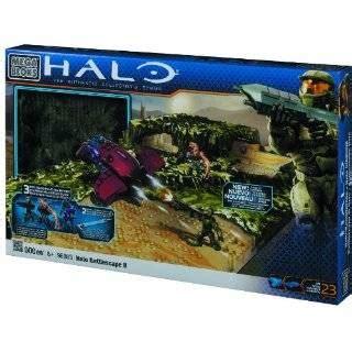 Mega Bloks Halo Flood Pod Elite Combat Form halo mega bloks drop pods flood pod elite combat form set