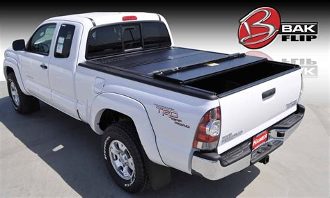 tacoma bed covers bak industries 26407 truck bed cover 05 13 tacoma ebay