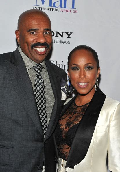Jason Harvey Marjorie Elaine Harvey Also Search For Marjorie Bridges Woods Married Husband Steve Harvey In