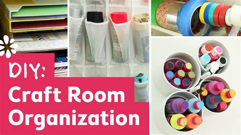 diy craft room organization ideas sea lemon - Diy Craft Room Organization