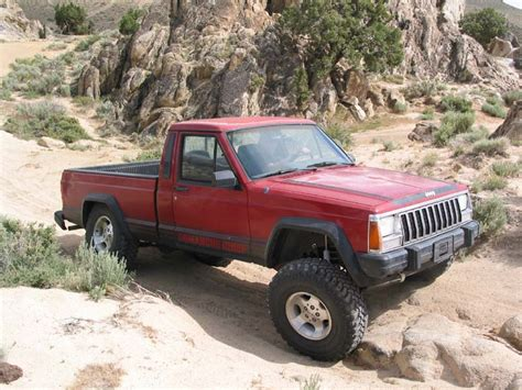 Jeep Comanche Project Project Comanche Suspension