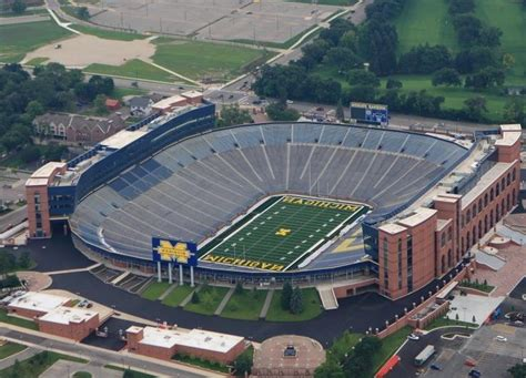 the big house capacity the big house capacity 28 images u m announces new seating capacity for michigan