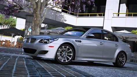2009 Bmw M5 by 2009 Bmw M5 E60 Add On Gta5 Mods