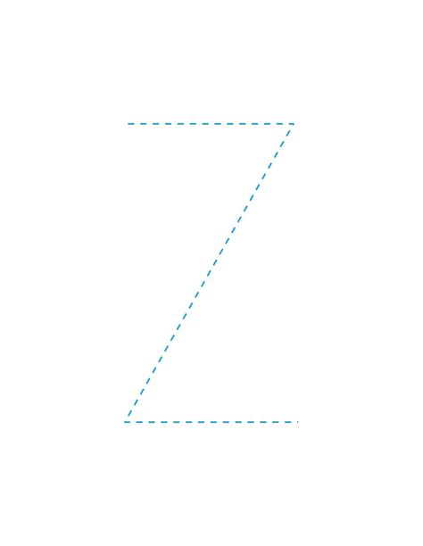 Letter Z Drawing by How To Draw The Letter Z Hellokids