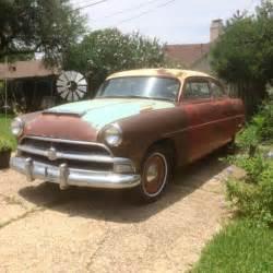 One Door Hudson Oh by 1954 Hudson Wasp Club Sedan 2 Door Sedan For Sale