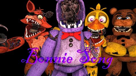 supreme song fnaf sfm the bonnie song animation by shadow supreme