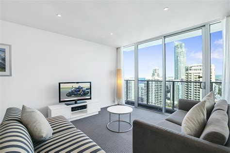 2 bedroom apartments surfers paradise accommodation orchid residences apartment 22805 surfers paradise hotel