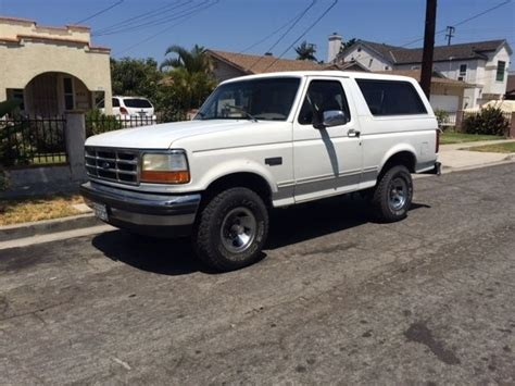 auto air conditioning service 1993 ford bronco parental controls 1993 ford bronco xlt low miles 1992 1994 1995 1996