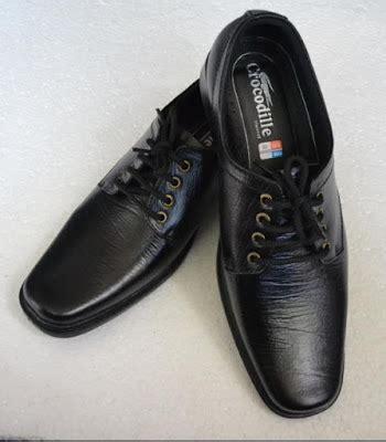 Sepatu Murah Crocodile Lobster Kulit Hitam harga sepatu pantofel crocodile pria original murah kulit sepatu pantofel pria