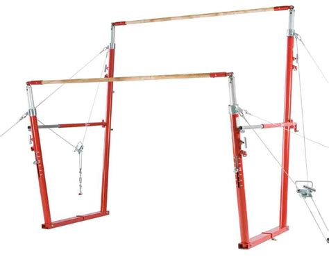gymnastics uneven bars for home sport equipment