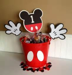 mickey mouse centerpiece mickey mouse birthday table centerpiece or gift