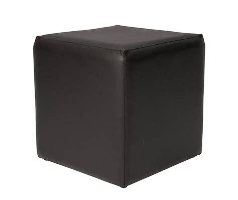 puff divani noleggio pouf pouf in ecopelle neri