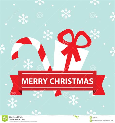 vector merry christmas card royalty  stock photography image