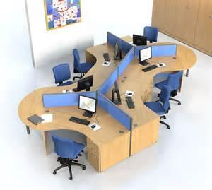 Office Desk Layouts Open Plan Office Solutions