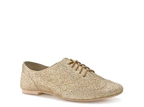 sparkle oxford shoes sm s oxford glitter flat dsw