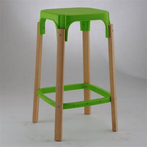 Club Chair Bar Stools by New Plastic Seat Wood Legs High Club Chair Bar Stool