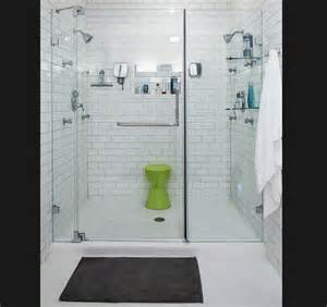 Glass Subway Tile Bathroom Ideas Glass Subway Tile Simple And Classic Herpowerhustle