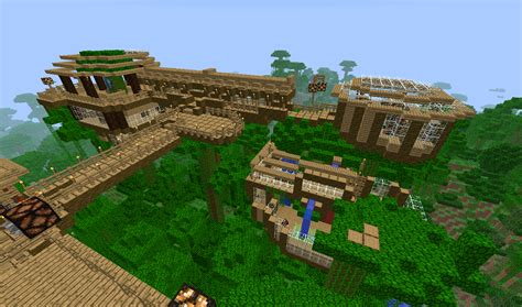 minecraft tree house minecraft treehouse cool minecraft stuff pinterest