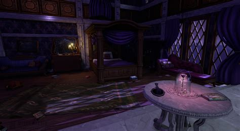 Beast S Room Beauty And The Beast By Silverskittle On Deviantart