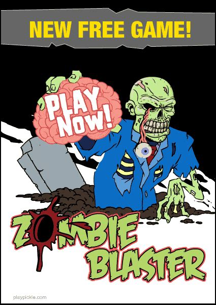 Free Video Game Giveaways - play zombie blaster free