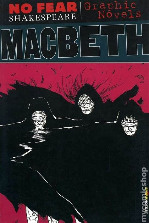 macbeth afraid of the stairs books no fear shakespeare macbeth gn 2008 comic books