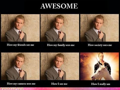 Neil Patrick Harris Meme - nph explains awesome we know awesome