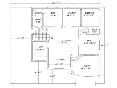 how to draw a floor plan in autocad remarkable 28 2d home design pic draw autocad 2d house