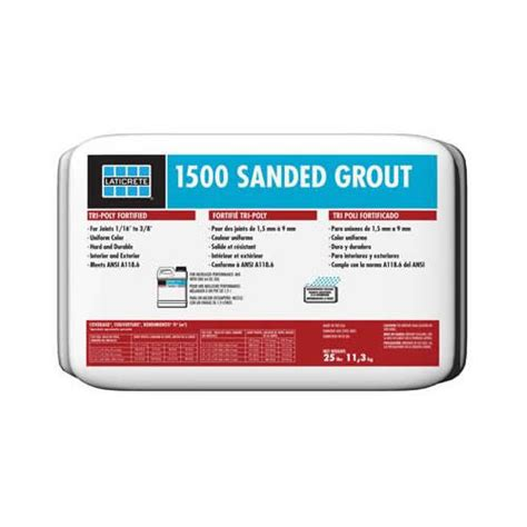 sanded or unsanded grout for 28 images tec sanded