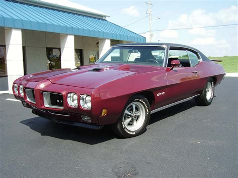 1970 pontiac gto specs price collectibility design