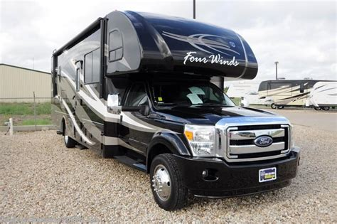four winds motor home class c rv sales 19 floorplans 2014 thor motor coach rv four winds super c 33sw w fws
