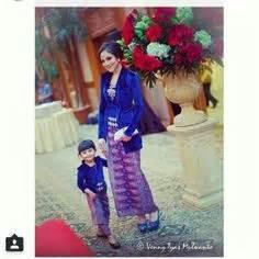 Dress Batik Anak Nafisa kebaya kain bawahan songket verakebaya casual informal kebaya kebaya kebaya