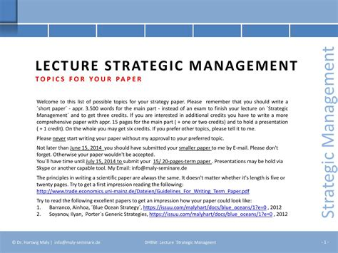 strategic management research paper topics page 1 jpg