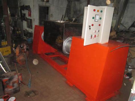 Mesin Mixer Powder Mixer Ribbon mesin ribbon mixer adonan basah graha mesin