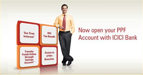 is icici bank open today ppf account in icici bank