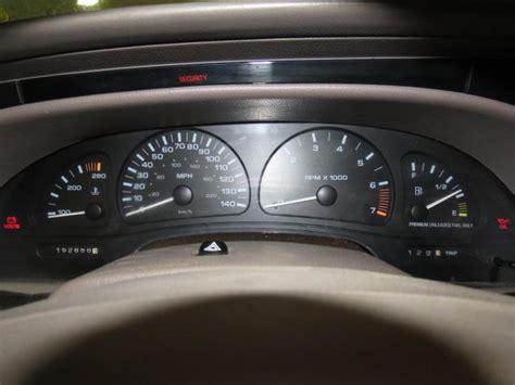 find 1999 oldsmobile intrigue speedometer instrument cluster gauges 2534771 motorcycle in
