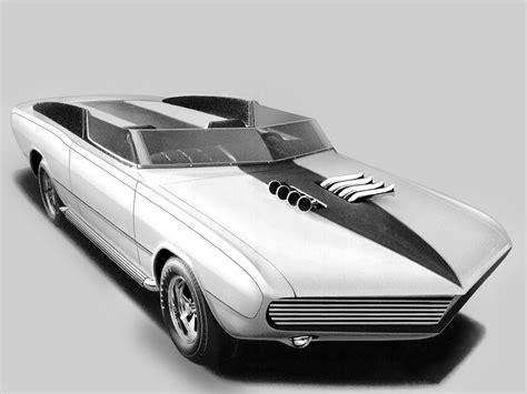 dodge dart gt convertible daroo  concept car   concept cars