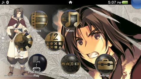 Kaset Ps Vita Utawarerumono Mask Of four utawarerumono mask of deception ps4 vita themes are coming today