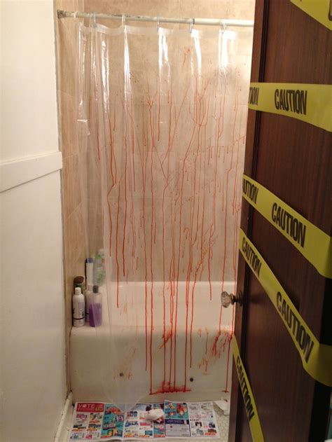 scary movie bathroom scene halloween bathroom decorations interior design for house