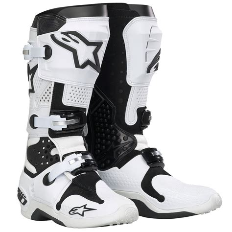 tech 10 motocross boots gear review alpinestars tech 10 dirt action