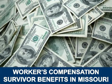 Missouri Workers Compensation Search Workers Compensation Survivor Benefits In Missouri