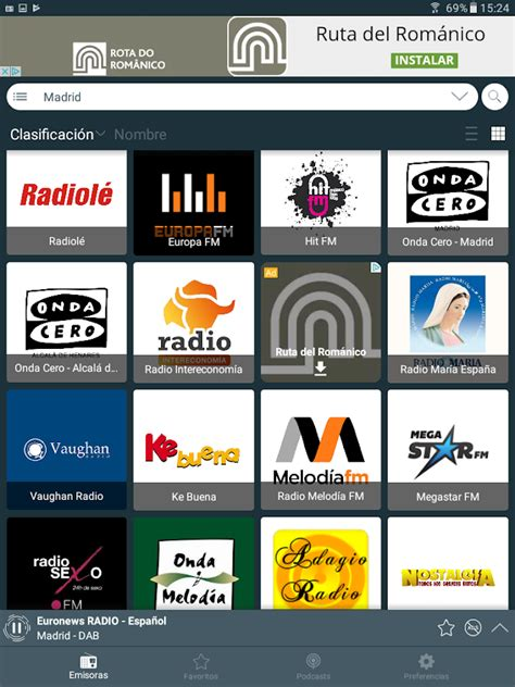 emisoras radio españa lista radios de espa 241 a radio gratis radio fm espa 241 a
