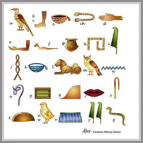 imagenes letras egipcias letras en jerogl 237 ficos egipcios egipto para ni 241 os