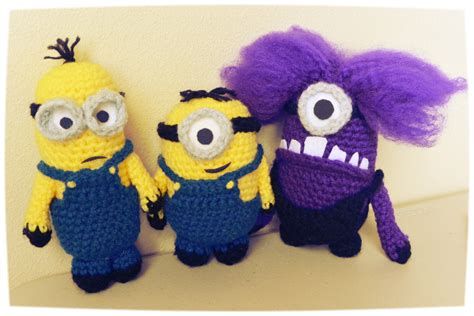 knitting pattern minion despicable me despicable me 2 evil minion crochet hair tutorial