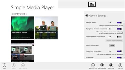 best media player for windows 8 smp simple media player for windows 8 and 8 1