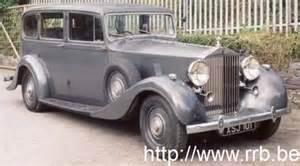 1940s Rolls Royce 3dh3 1940 Rolls Royce Phantom Iii Hooper Limousine