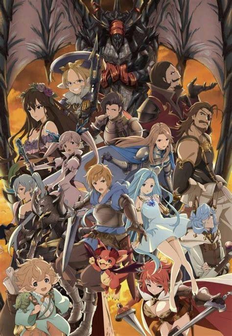 granblue fantasy the animation opening 1 go
