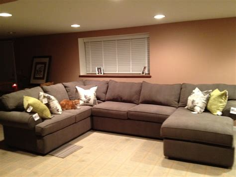cozy sectional big cozy sectional hizouse pinterest