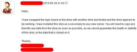 Keajiban Doa backup data anda cukup satu kejadian tak terduga untuk