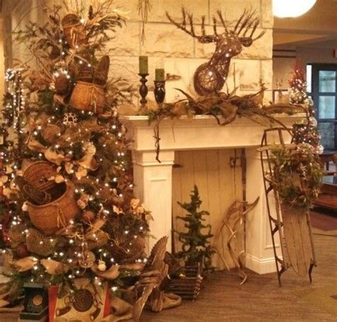 lodge christmas tree christmas pinterest trees